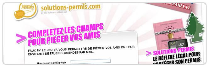 Carrecom web agency paris Buzz Solutions Permis