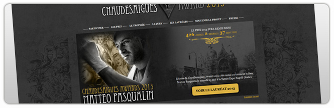 Carrecom Chaudesaigues Award