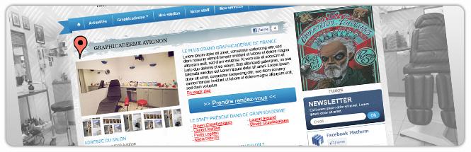 Carrecom web agency Graphicaderme
