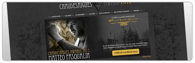 Carrecom Chaudesaigues Award