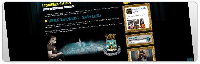 Carrecom web agency Festival Tatouage de ChaudesAigues