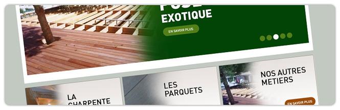 Carrecom web agency Maugard Bois
