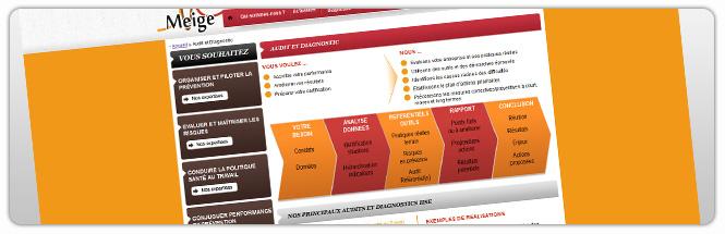 Carrecom web agency MEIGE